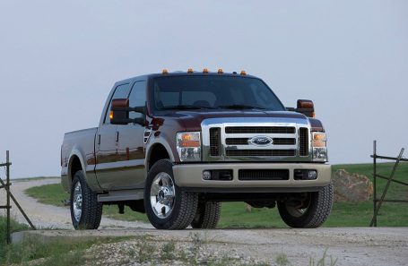 Ford F-250.
