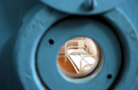 Юрист  признал, что ВИП-камеры в«Матросской тишине» оплатил «решальщик» Дионисий
