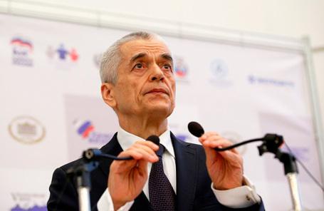 Первый заместитель председателя комитета Госдумы РФ по образованию и науке Геннадий Онищенко.