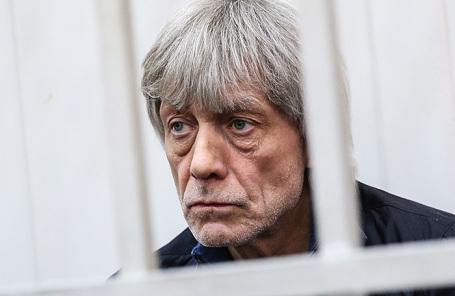 Экс-руководитель судебного департамента при Верховном суде России Вячеслав Липезин, обвиняемый по делу о хищении 300 миллионов рублей.