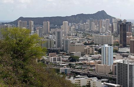 Гонолулу, Гавайские острова.