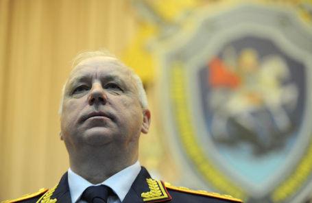 Председатель Следственного комитета России Александр Бастрыкин.