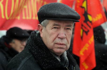 Скончался выдающийся публичный иполитический деятель Виктор Анпилов