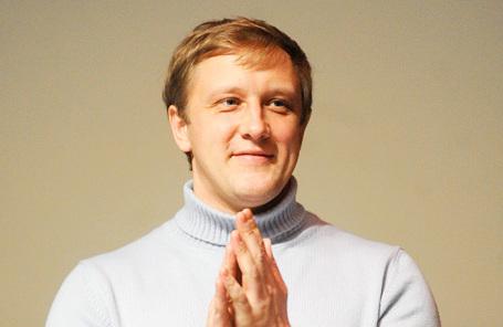 Актер Сергей Горобченко.