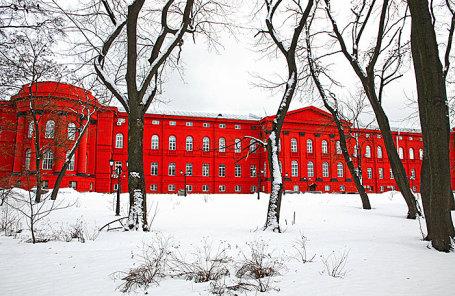 Национальный университет имени Тараса Шевченко в Киеве.