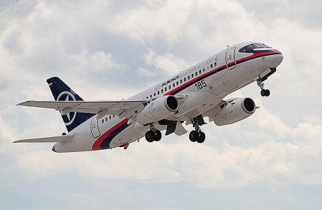 Мексиканская Interjet пустила на детали 4 самолета SSJ100