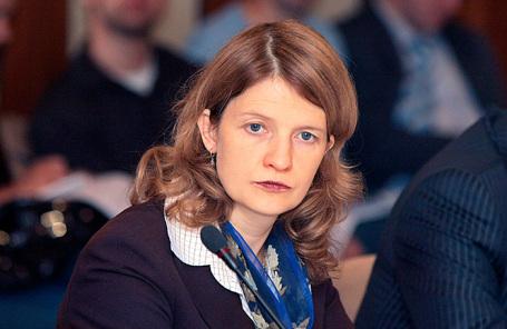 Соучредитель «Лаборатории Касперского» Наталья Касперская.