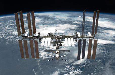 Русский космонавт устроил «летные тестирования пылесоса» наборту МКС
