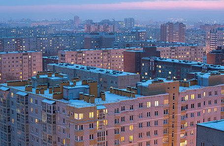 Омск, Россия.