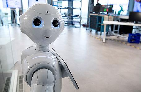 Робот Pepper.