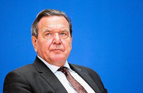 СМИ узнали оботказе Шрёдера от заработной платы  в«Роснефти»