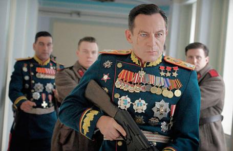 Кадр из фильма «Смерть Сталина».