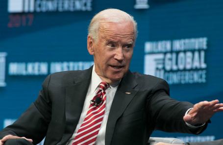 Бывший вице-президент США Джо Байден.