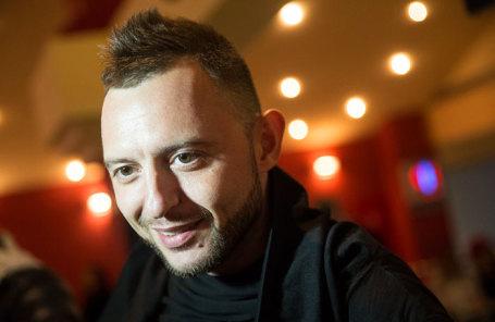 Лидер группы «Звери» Роман Билык.