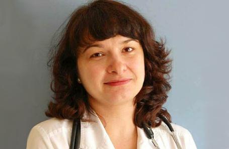 Елена Мисюрина.