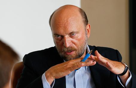 Бывший владелец Межпромбанка Сергей Пугачев.