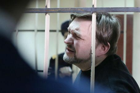 Оглашение приговора экс-губернатору Кировской области Никите Белых в Москве.