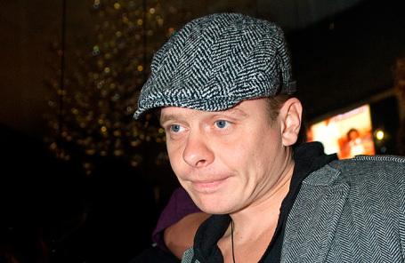 Актер Павел Майков.