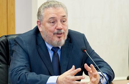 Фидель Анхель Кастро Диас-Баларт.