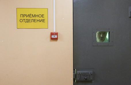 Консультации заключенных «Матросской Тишины» в рамках проекта телемедицины в СИЗО.