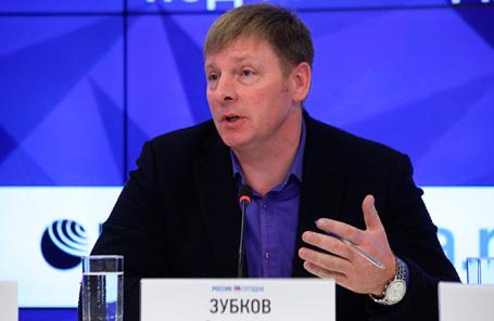 Президент Федерации бобслея и скелетона России Александр Зубков.