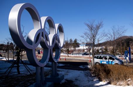 Спортивные объекты XXIII Олимпийских зимних игр 2018 года в Пхенчхане.