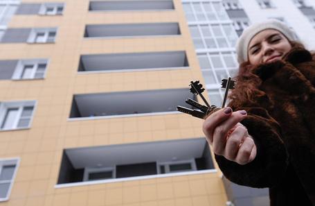 Первый дом для переселения по программе реновации в Москве по адресу 5-я Парковая ул., д. 62Б.