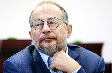 Председатель совета директоров ОАО «НЛМК» Владимир Лисин.