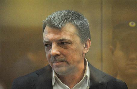 Бавший начальник управления собственной безопасности Следственного комитета России Михаил Максименко.