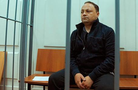 Бывший глава Владивостока Игорь Пушкарев.