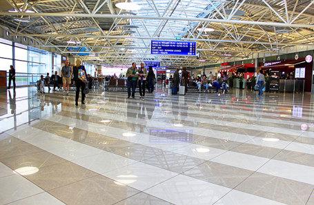 Аэропорт «Борисполь».