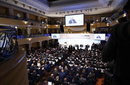 Конференции по безопасности в Мюнхене.