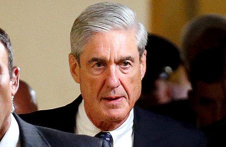 Cпецпрокурор США Роберт Мюллер.