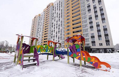 Первый дом для переселения по программе реновации в Москве по адресу улица 5-я Парковая.