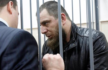 Соучастник убийства Бориса Немцова Темирлан Эскерханов.
