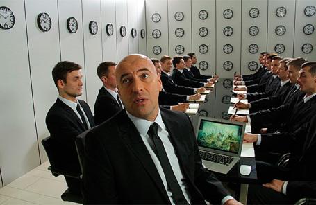 Кадр из фильма «О чём говорят мужчины. Продолжение».