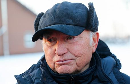 Бывший мэр Москвы Юрий Лужков на своей ферме в Озерском районе.