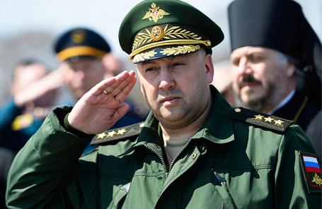 СМИ узнали о вероятной замене командующего войсками РФ вСирии