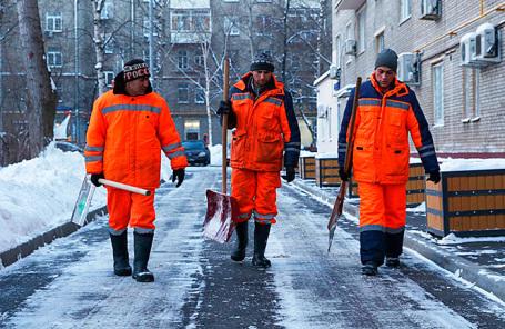 ВГБУ «Жилищник» района «Сокольники» обнаружили фиктивно трудоустроенных дворников