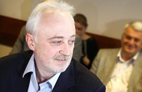 Бывший глава государственной корпорации «Роснано» Леонид Меламед.