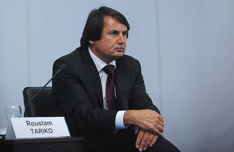 Рустам Тарико.