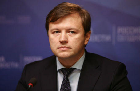 Министр Правительства Москвы, руководитель Департамента экономической политики и развития города Москвы Владимир Ефимов.