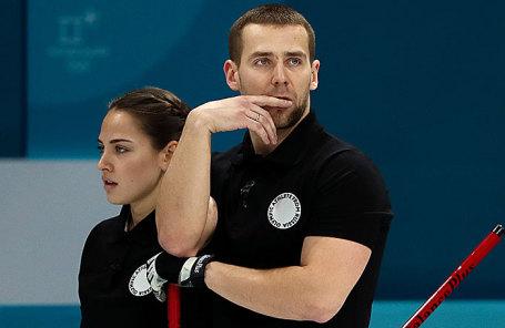 Александр Крушельницкий с супругой Анастасией.