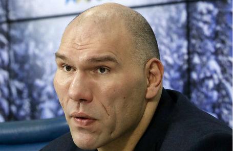 Первый заместитель председателя комитета Госдумы по экологии и охране окружающей среды, боксер Николай Валуев.