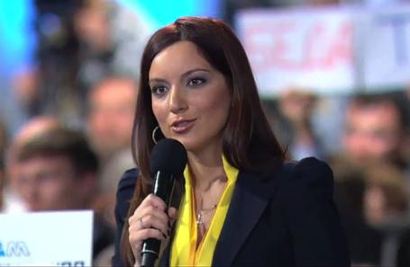 Екатерина Котрикадзе.