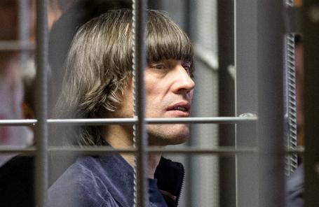 Андрей Кочуйков, известный под прозвищем Итальянец