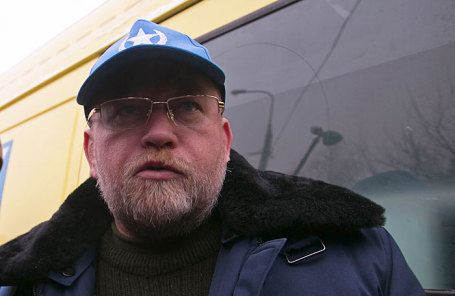 Руководитель украинского Центра освобождения пленных «Офицерский корпус» Владимир Рубан.