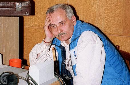 Леонид Квинихидзе.