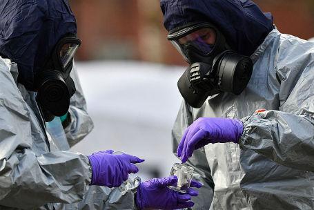 В британском Солсбери продолжается расследование инцидента с отравлением экс-полковника ГРУ Сергея Скрипаля.