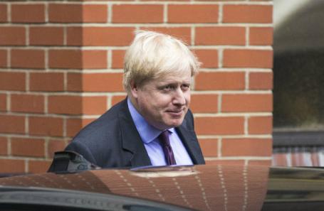Глава МИД Великобритании Борис Джонсон.